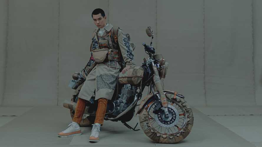 Yamaha Fashion Collab Celebrates Rider Unity With Bikes