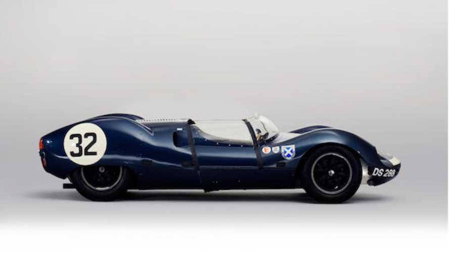 Ex Jackie Stewart And Jack Brabham Cooper Up For Auction