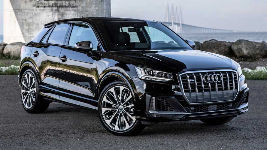 Audi SQ2 flaunts real quad exhausts in professionally shot video
