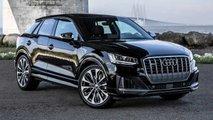 Audi SQ2 2019 en Suecia