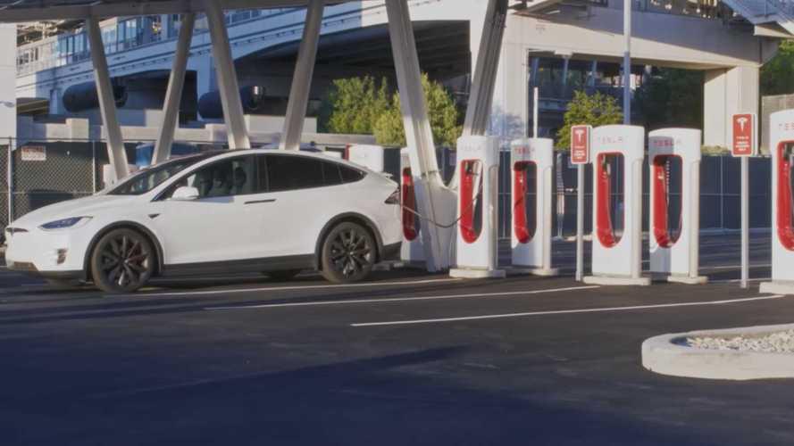Tesla met à jour ses Superchargeurs et les fait passer à 150 kW