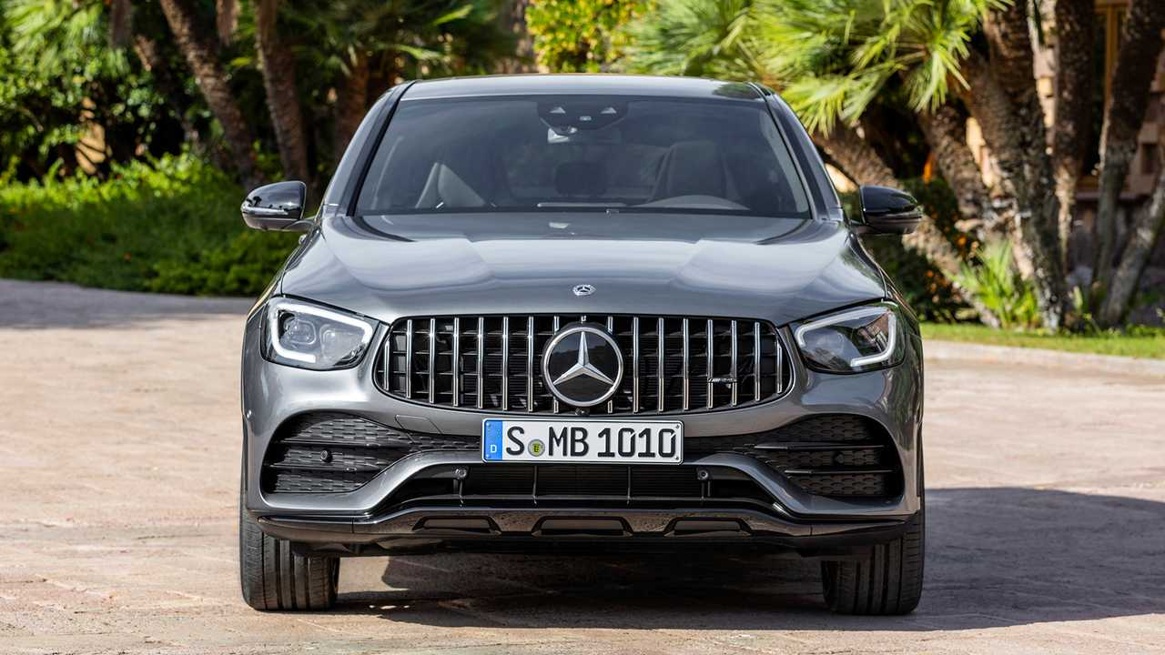 Mercedes Amg Glc 43 4matic Facelift 2019 Als Suv Und Suv Coupe
