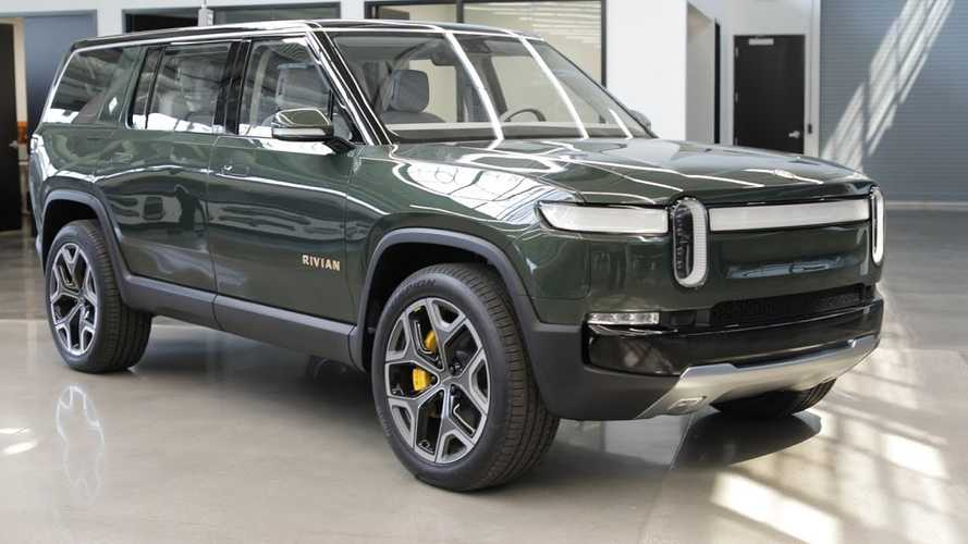 Upcoming Lincoln Electric SUV May Use Rivian's Skateboard Chassis