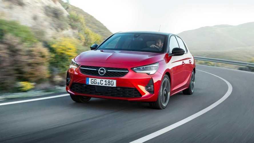 Opel Corsa 2020, con motor de gasolina y diésel