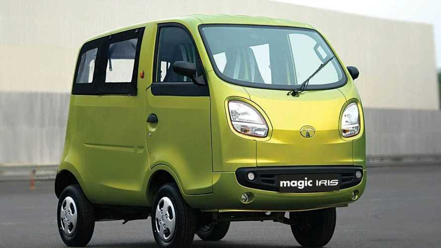 Tata сделает электромобили доступными