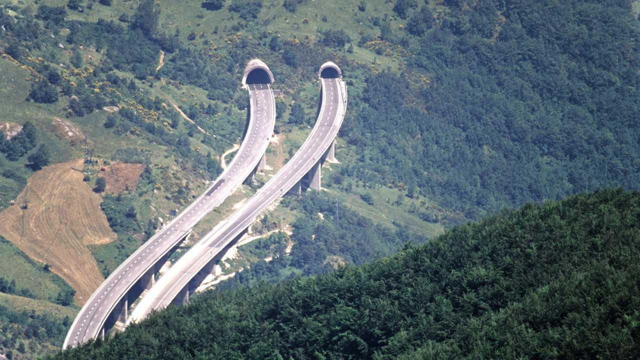 tunnel del Gran Sasso