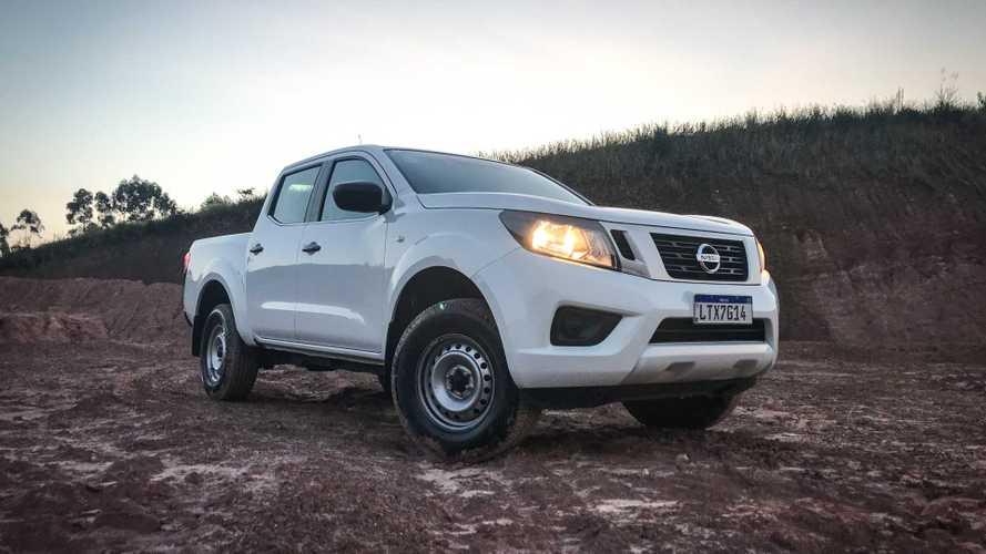 Nissan Frontier é oferecida com preço promocional de R$ 114.990