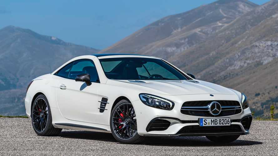 Mercedes-AMG SL 63 Production Allegedly Stops At End Of Month