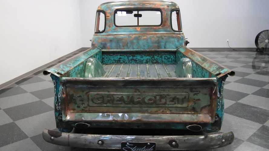 This 1948 Chevrolet 3100 5 Window Has That Rustic Look Everyone Loves