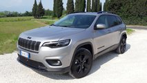 jeep cherokee 2019 20 t gdi test