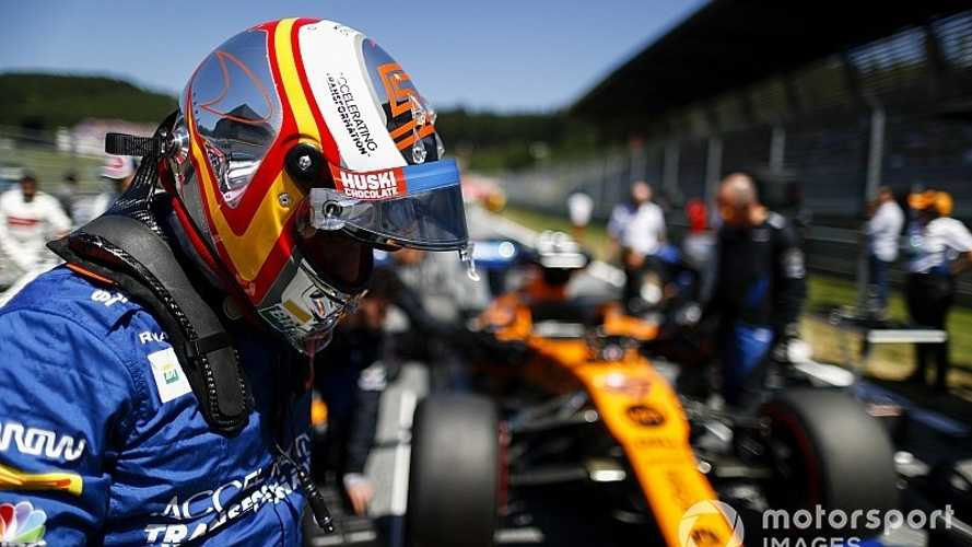 Sainz y McLaren, a por el título: así sería el mundial sin Ferrari, Mercedes ni Red Bull