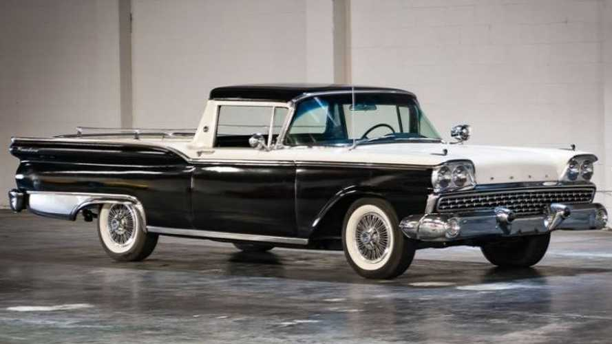 1959 Ford Ranchero Is The Best Of Both Worlds