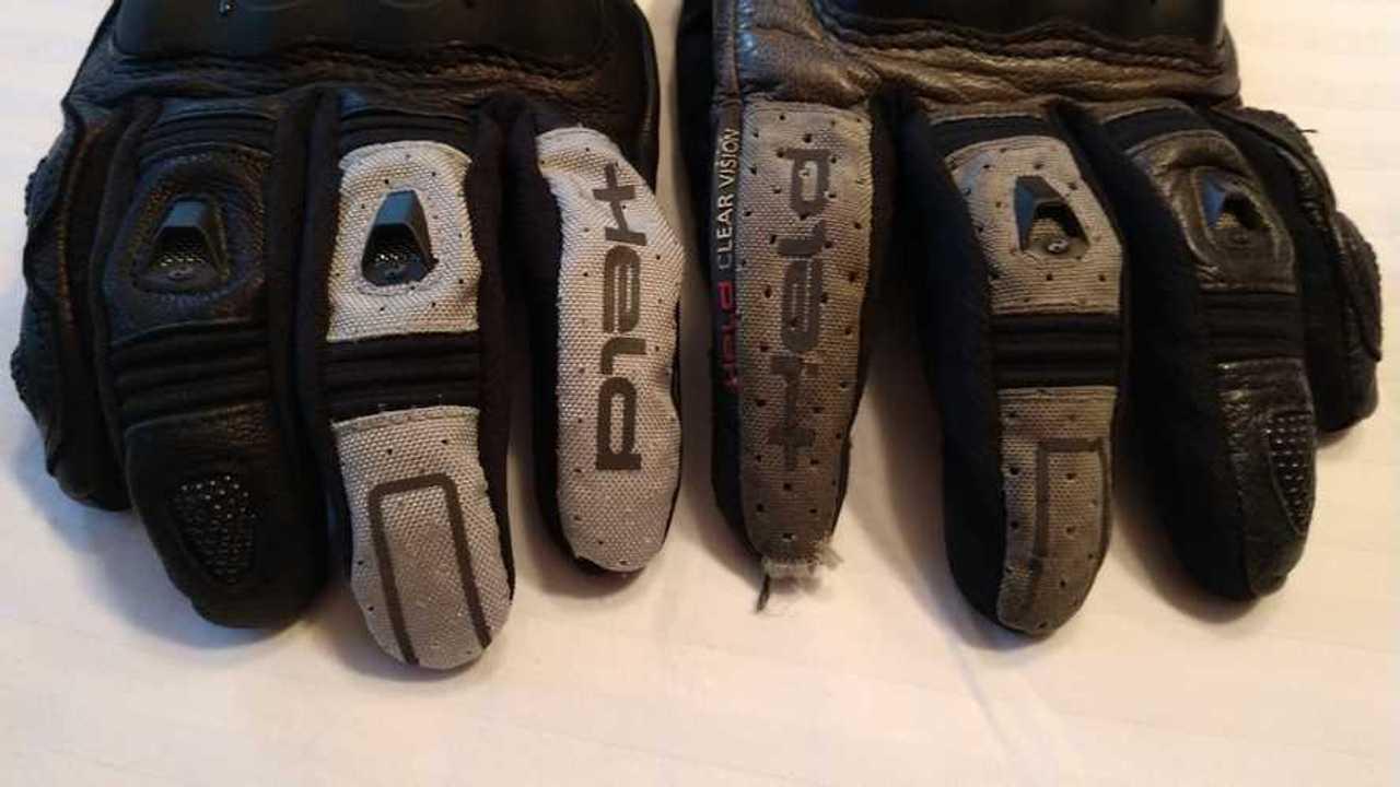 Held Air N Dry Gloves Old Vs New