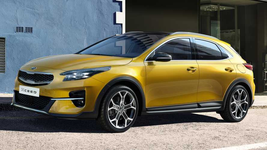 Kia XCeed: Das kostet der Crossover-SUV-Mix (Update)