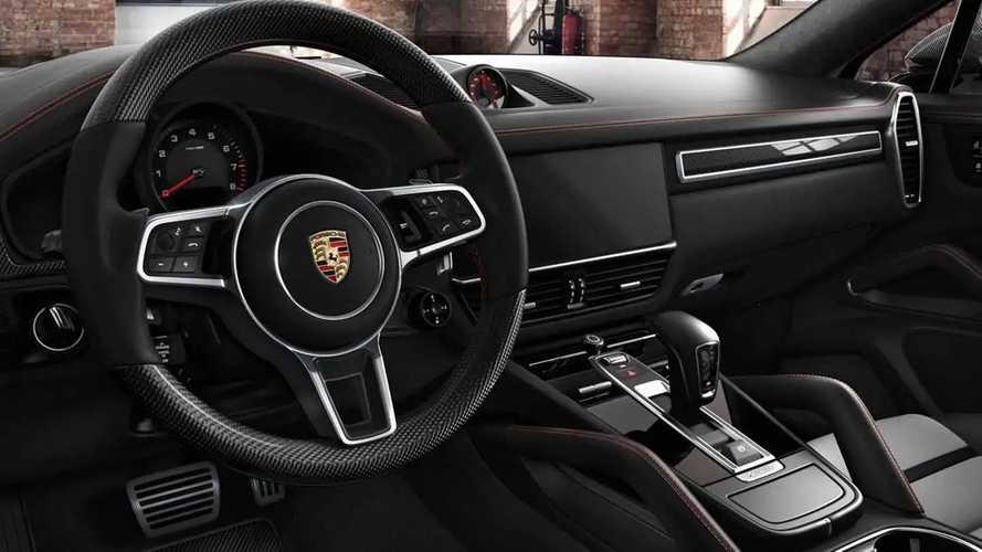 Porsche Exclusive Cayenne Coupe