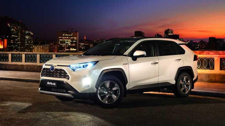 Novo Toyota RAV4 2020 estreia na versão híbrida com preço inicial de R$ 165.990