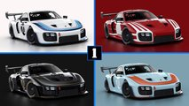 porsche 935 different liveries