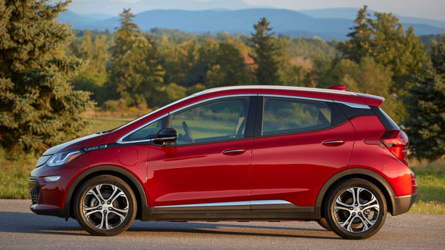 As Chevy Volt Deliveries Fall, Bolt EV Stands Tall In May Estimates