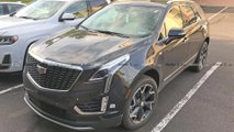 Cadillac XT5 Spy Photos