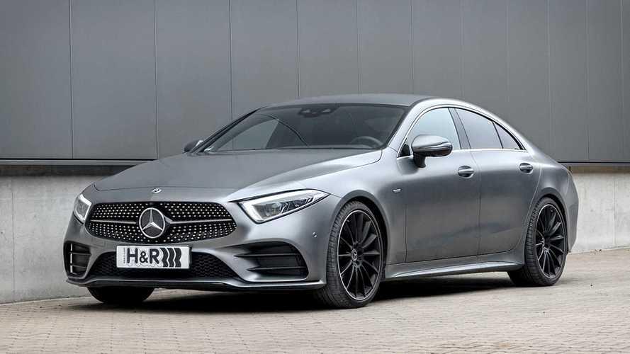 H&R-Sportfedern für den Mercedes CLS
