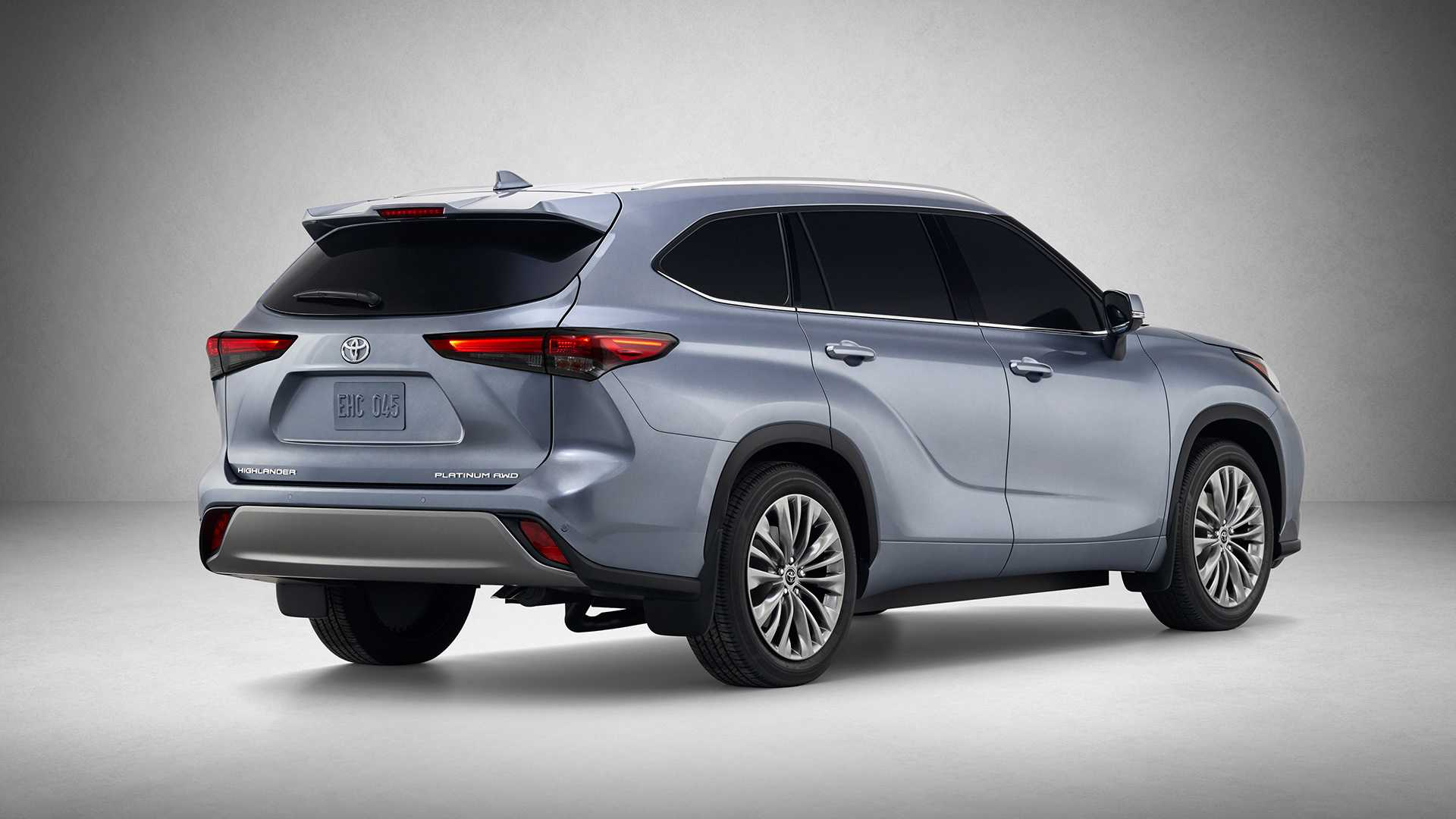 Toyota представила новое поколение модели Highlander
