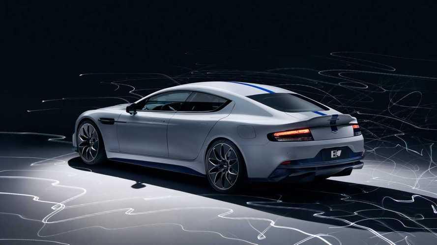 El Aston Martin Rapide E 2019 será el próximo coche de James Bond