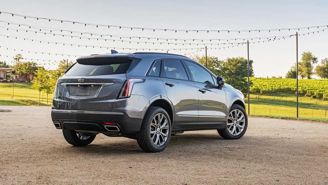 2020 Cadillac XT5: Refreshed, Changes, Release >> 2020 Cadillac Xt5 Shows Off Its Subtly Updated Looks