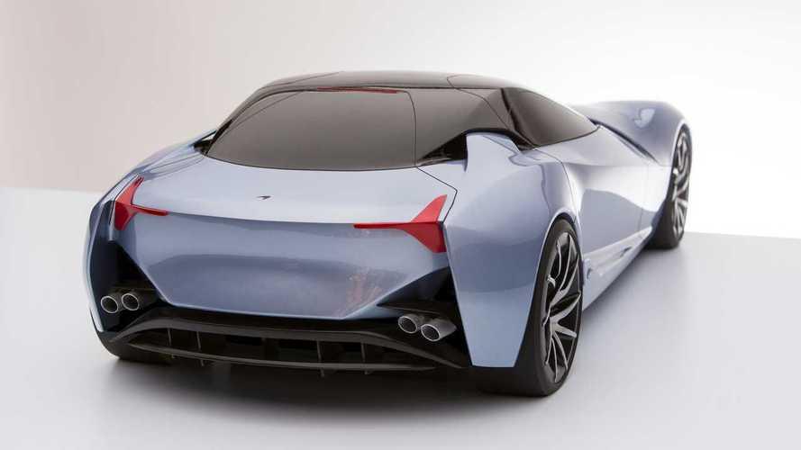 McLaren Monaco Concept