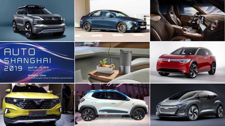 Salone di Shanghai 2019, auto elettriche ancora protagoniste