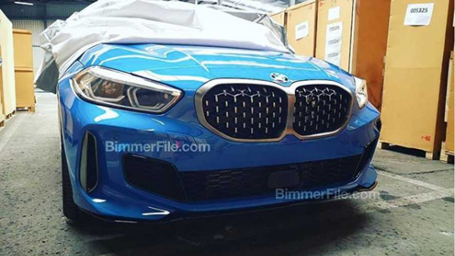 Nuova BMW Serie 1, sfuggite le prime foto!