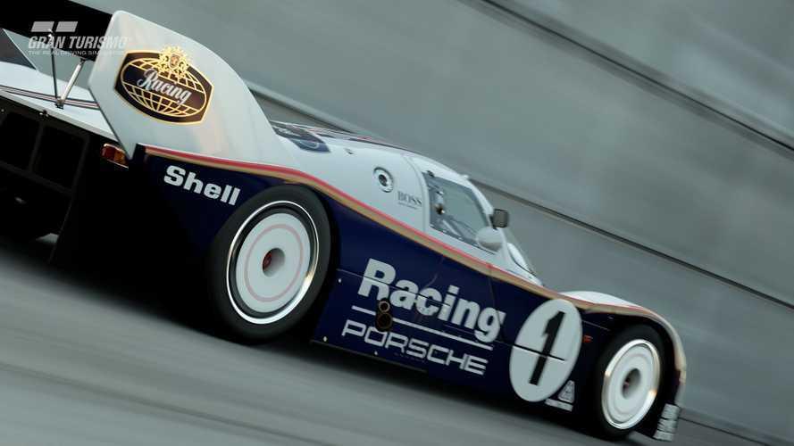 Gran Turismo Sport se actualiza e incluye el Porsche 962C