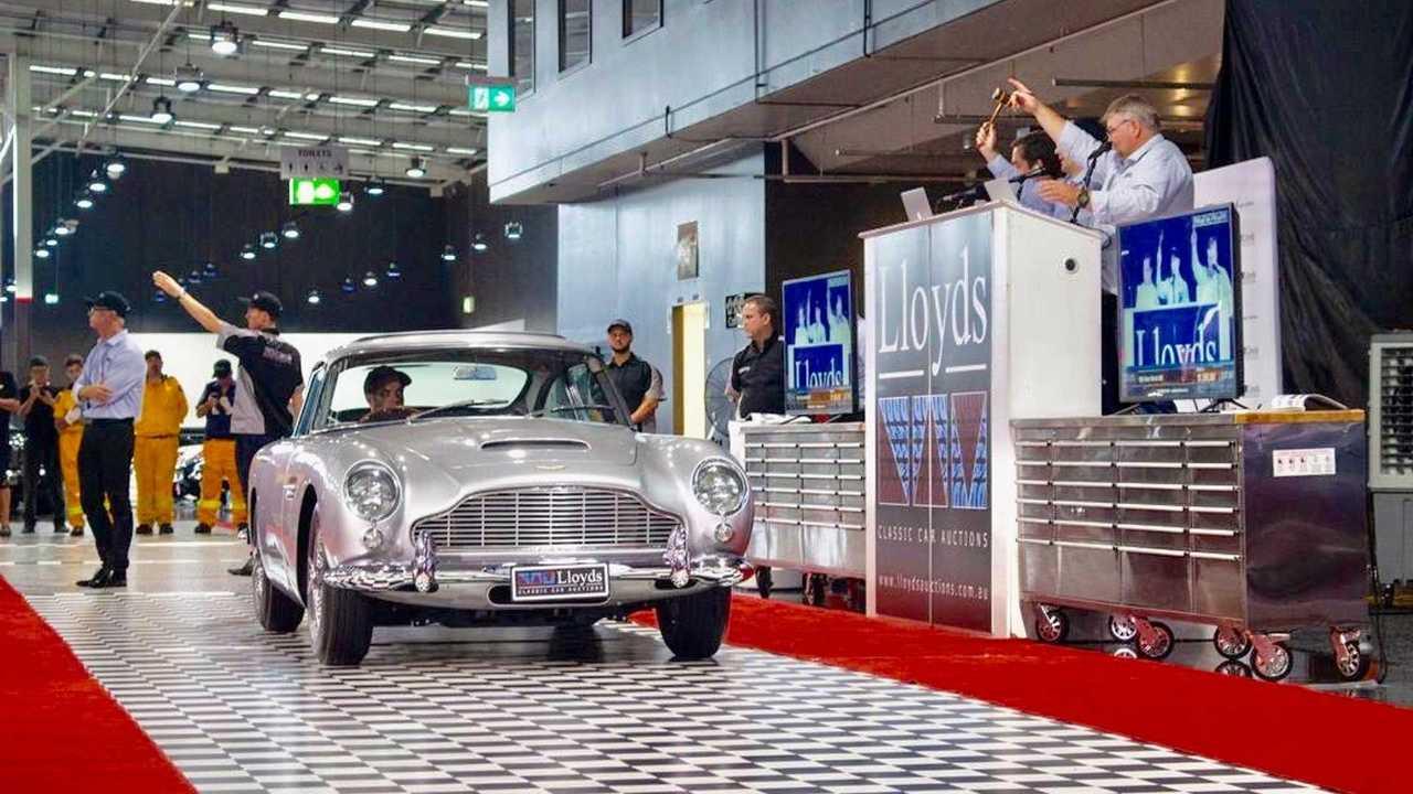 Gosford Classic Car Museum Auction