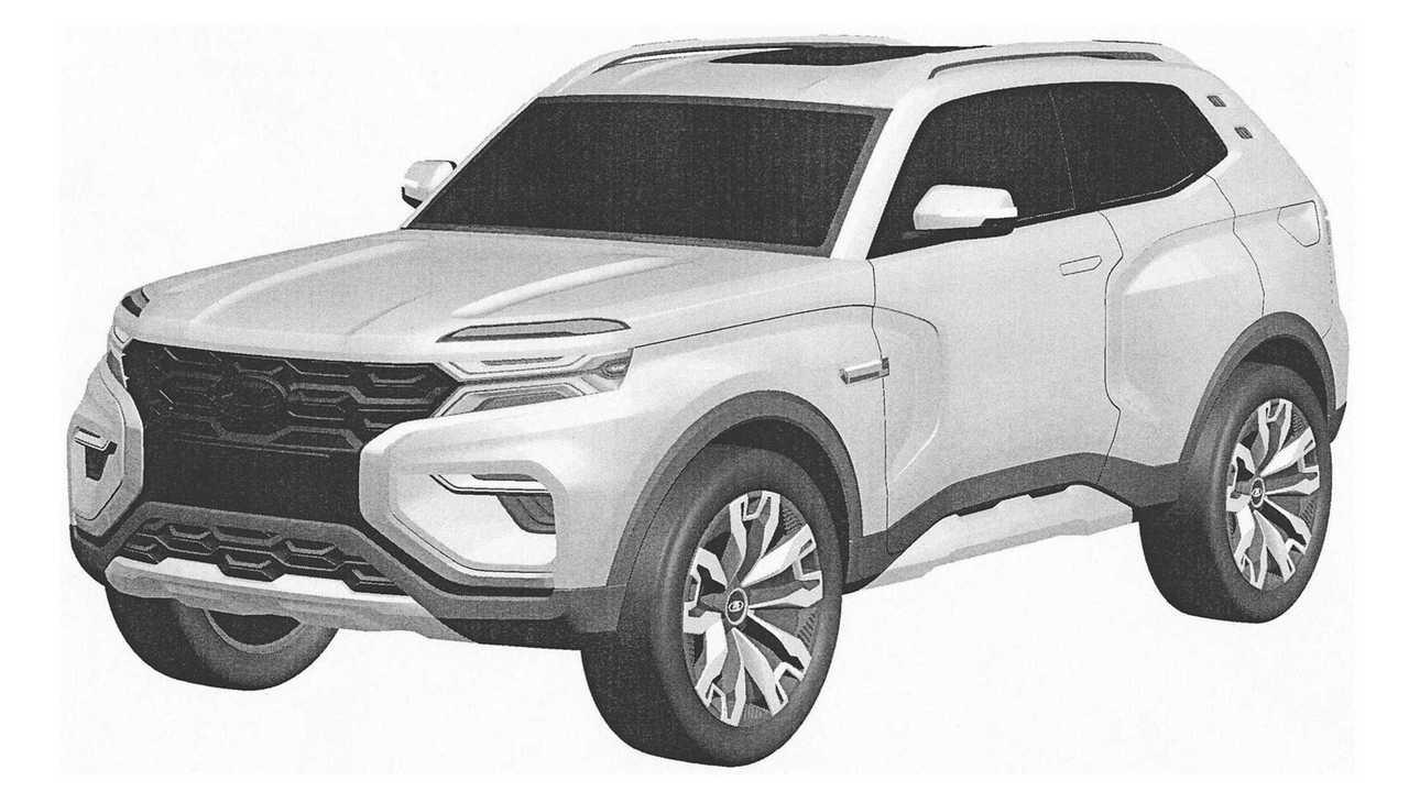 New Lada 4x4 Patent Images 1