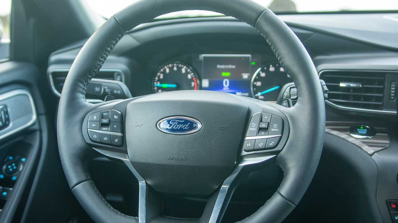 2020 Ford Explorer First Drive: Add Power, Evolve