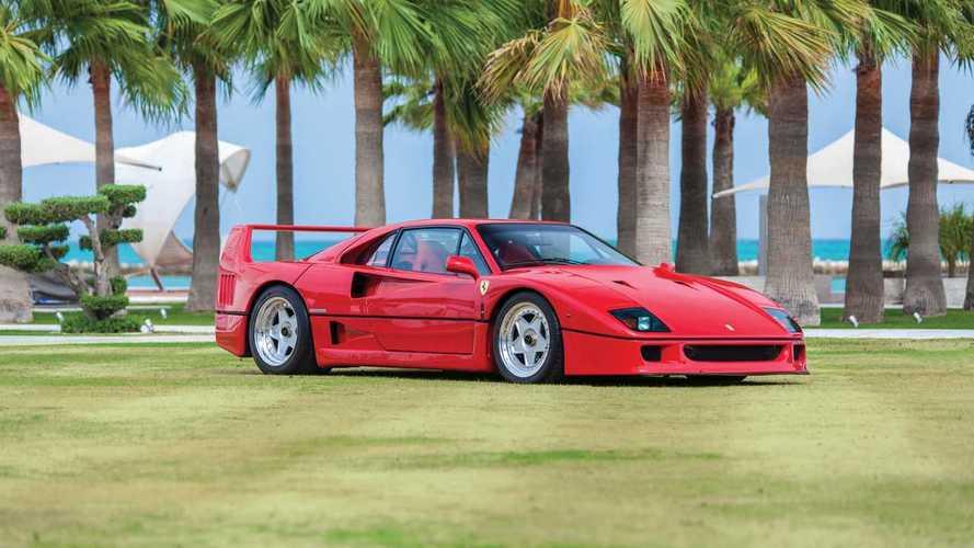 L'histoire de la Ferrari F40