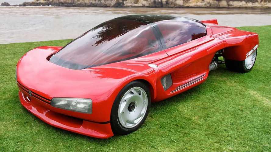 Peugeot Proxima concept