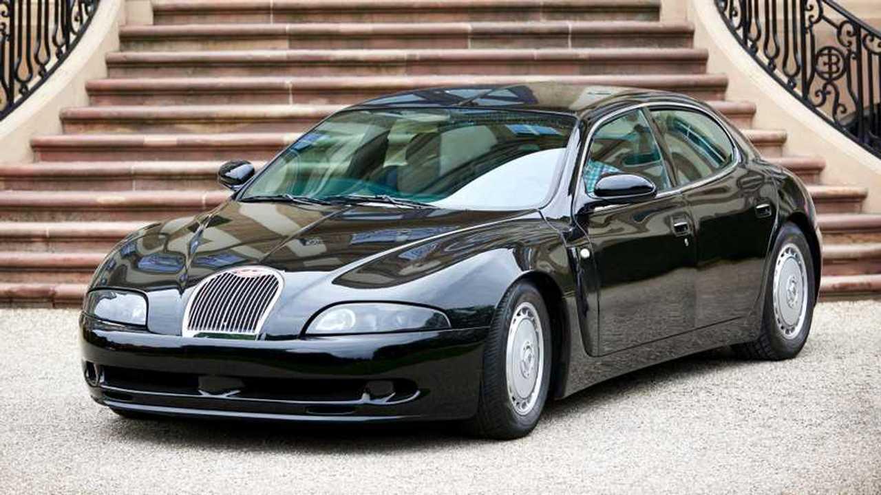 Bugatti EB 112, 1993 год