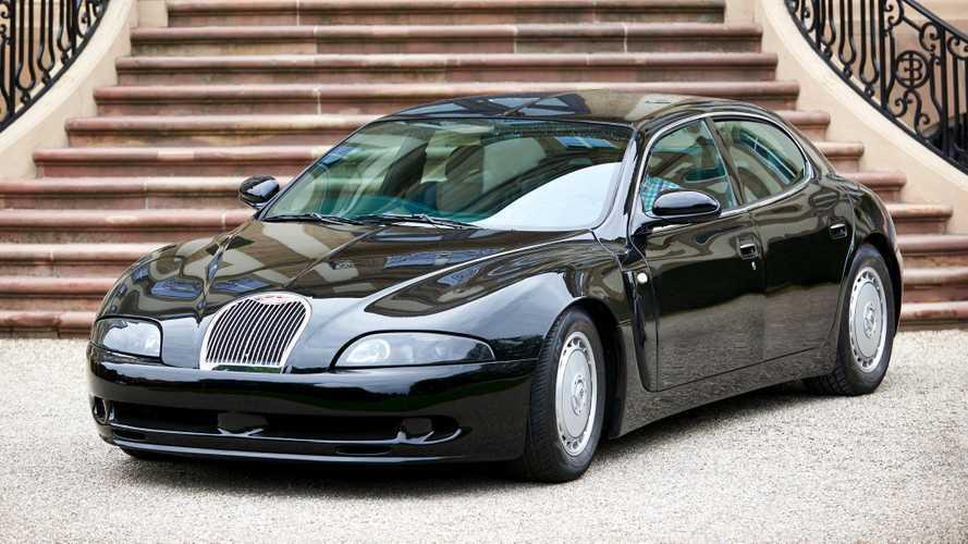 DIAPORAMA - 15 concept-cars vendus à des particuliers