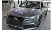 2013 Audi RS8 prototype