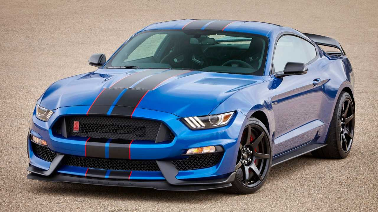 Shelby GT350R (2016)