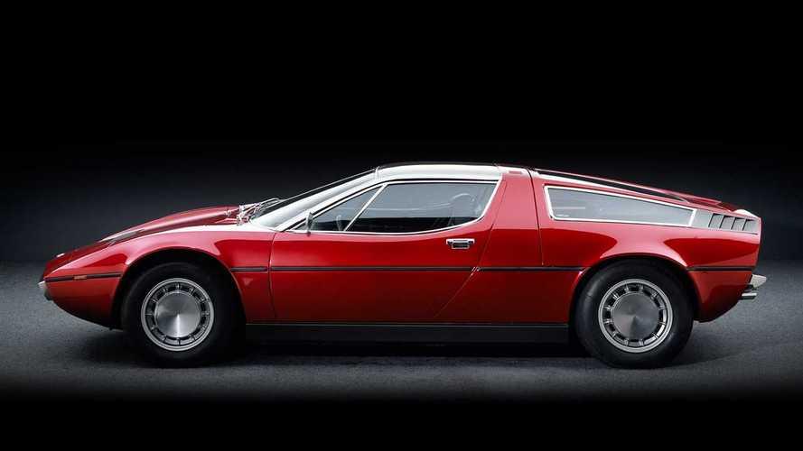 Le Maserati chiamate come famosi venti