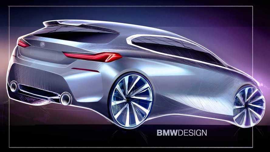 BMW Serie 1, l'elettrica arriva nel 2021