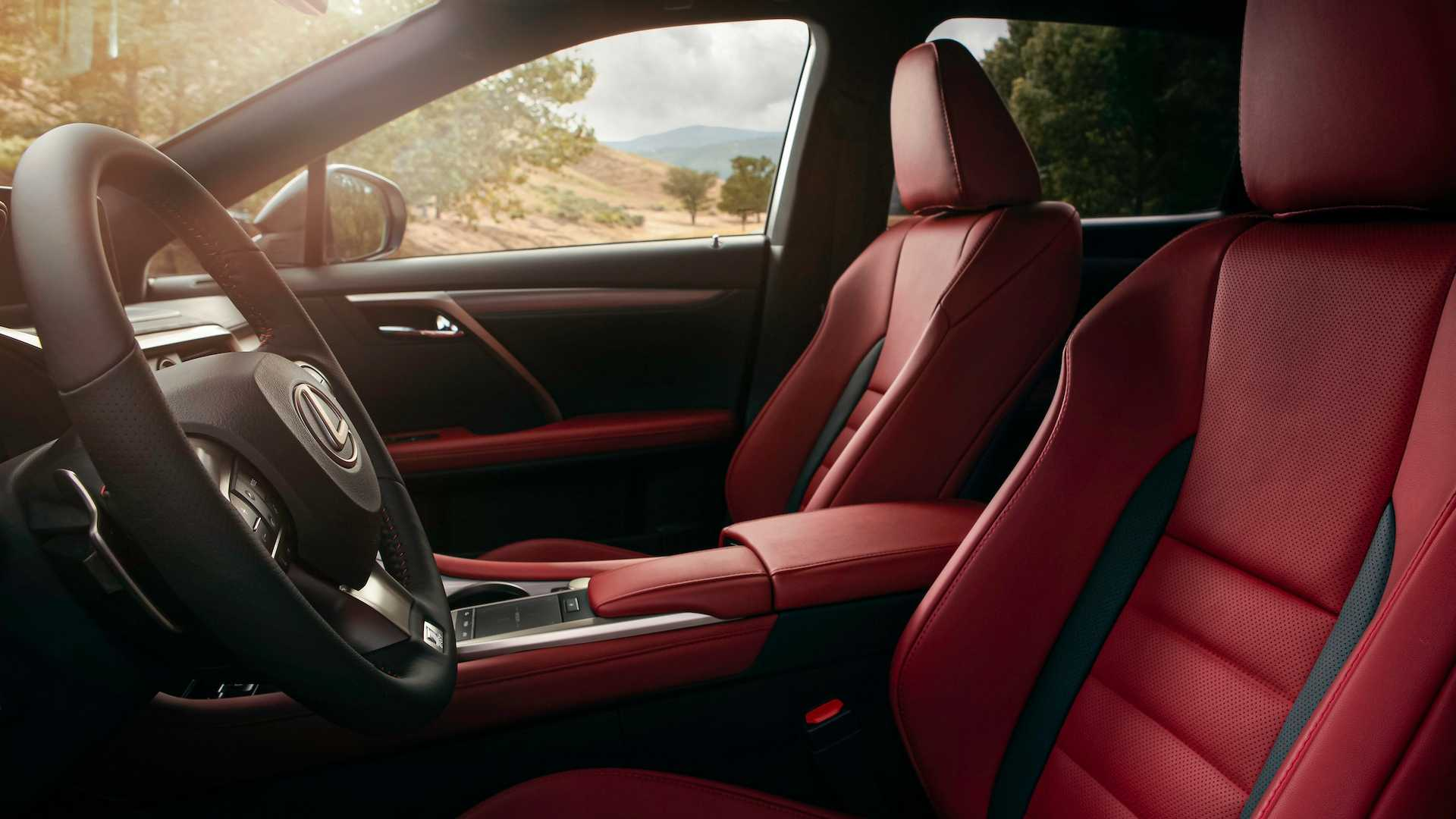 Lexus RX Restyling (2020) 15