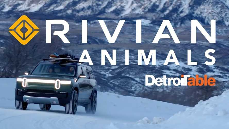 "Rivian ""Animals"" Ad: Electric Adventure Vehicles Are A Work Of Art"