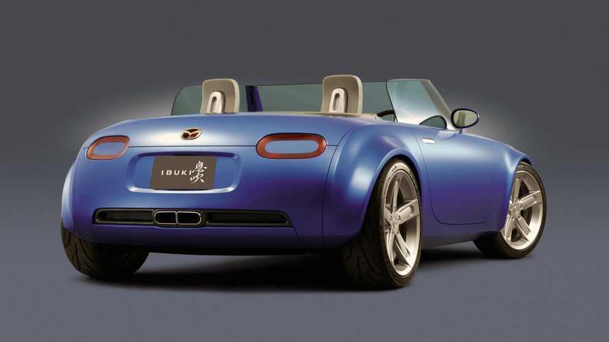 Mazda Ibuki concept (2003)