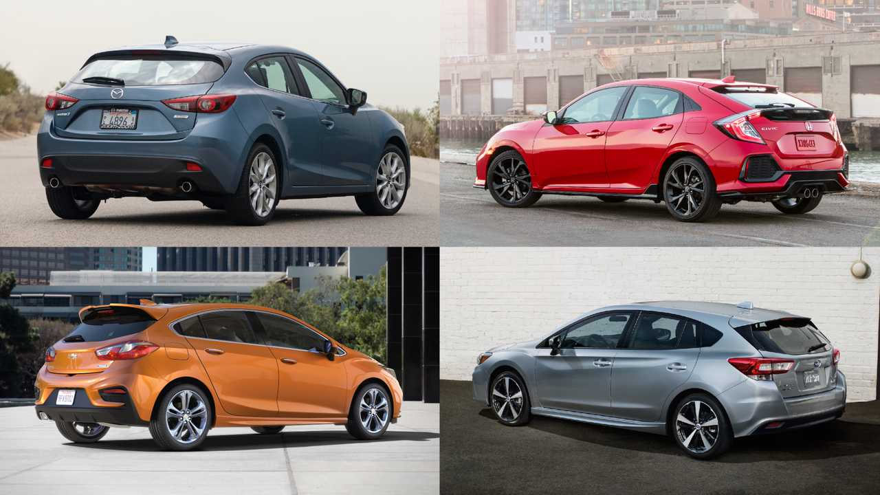 8 Hatchbacks With More Rear Cargo Room