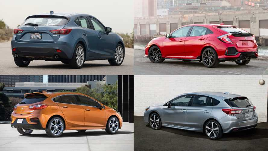 8 Hatchbacks With More Rear Cargo Room Than SUVs