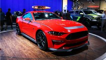 Ford Mustang SEMA Live