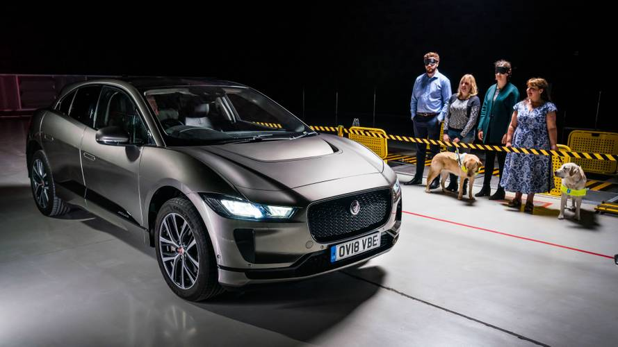 Son artificiel Jaguar I-Pace
