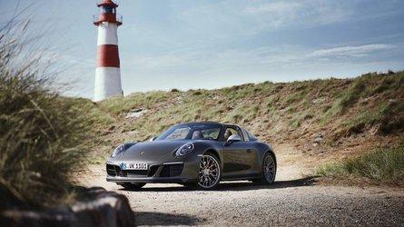 Újdonság a Porschétől - itt a 911 Targa 4 GTS Exclusive Manufaktur Edition